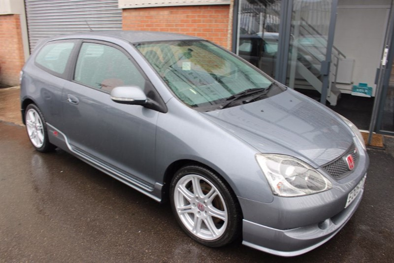 used Honda Civic TYPE-R-1 PRIVATE OWNER FROM NEW- in warrington-cheshire