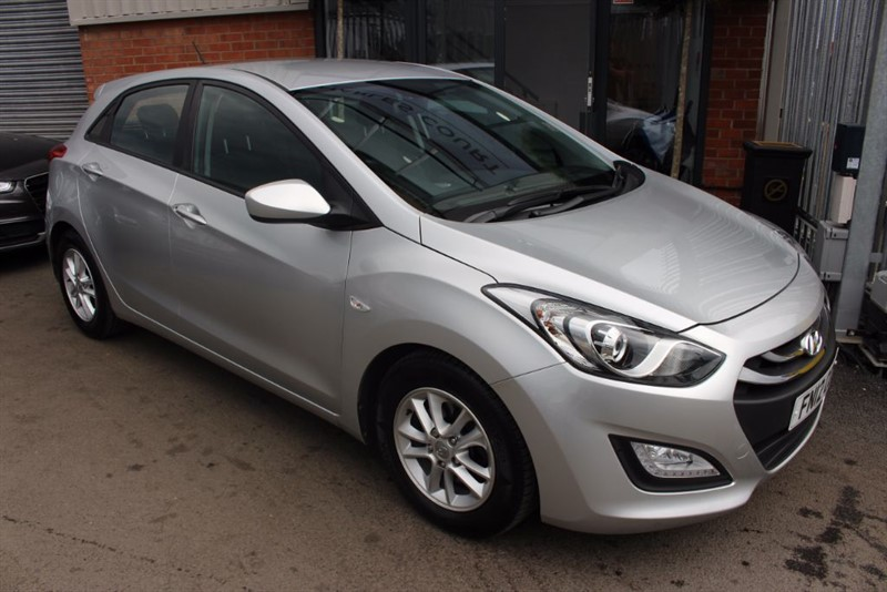 used Hyundai i30 ACTIVE in warrington-cheshire
