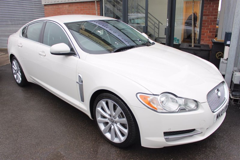 used Jaguar XF V6 S LUXURY in warrington-cheshire