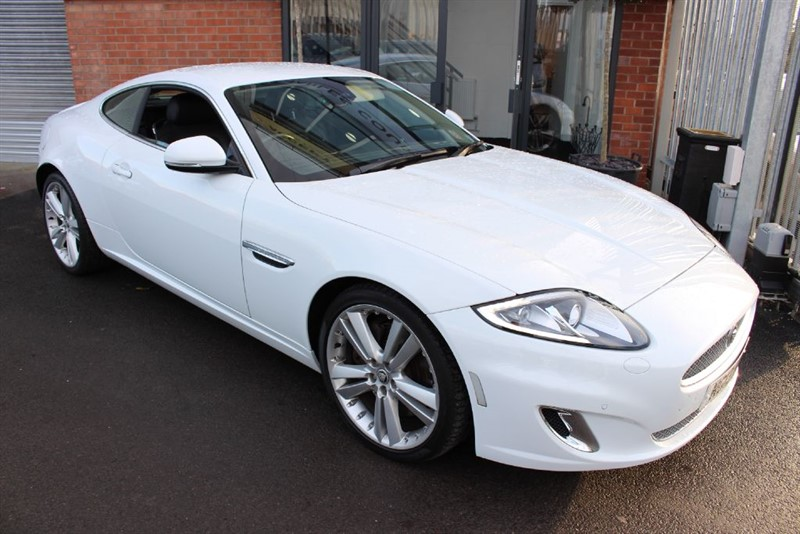 used Jaguar XK  in warrington-cheshire