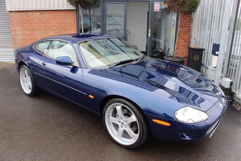 used Jaguar XK8 V8 COUPE in warrington-cheshire