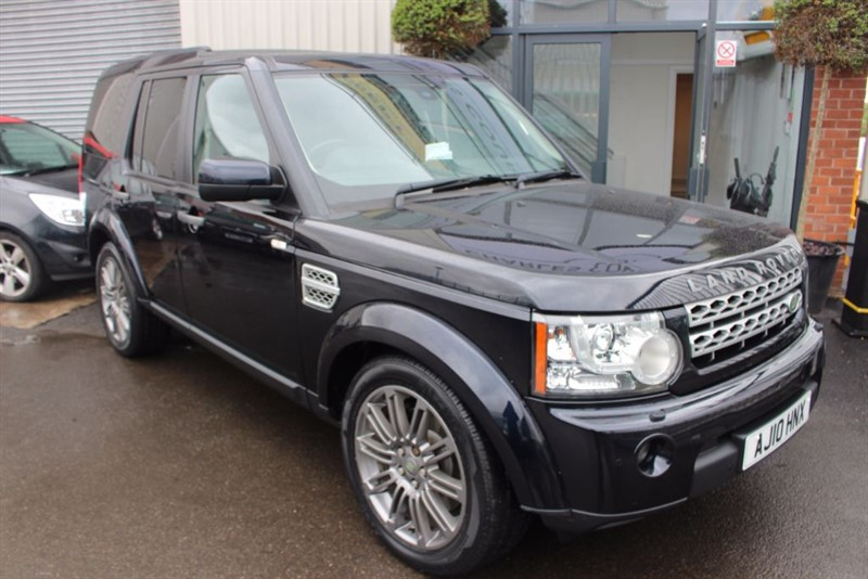 used Land Rover Discovery 4 TDV6 HSE-HEATED LEATHER-CRUISE CONTROL in warrington-cheshire