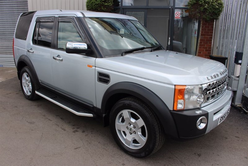 used Land Rover Discovery 3 TDV6 S in warrington-cheshire
