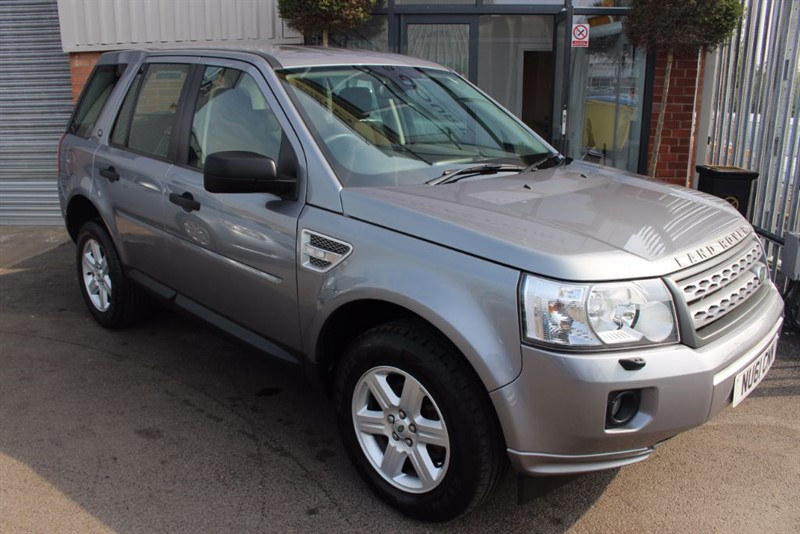 used Land Rover Freelander TD4 GS-BLUETOOTH-CLIMATE CONTROL in warrington-cheshire