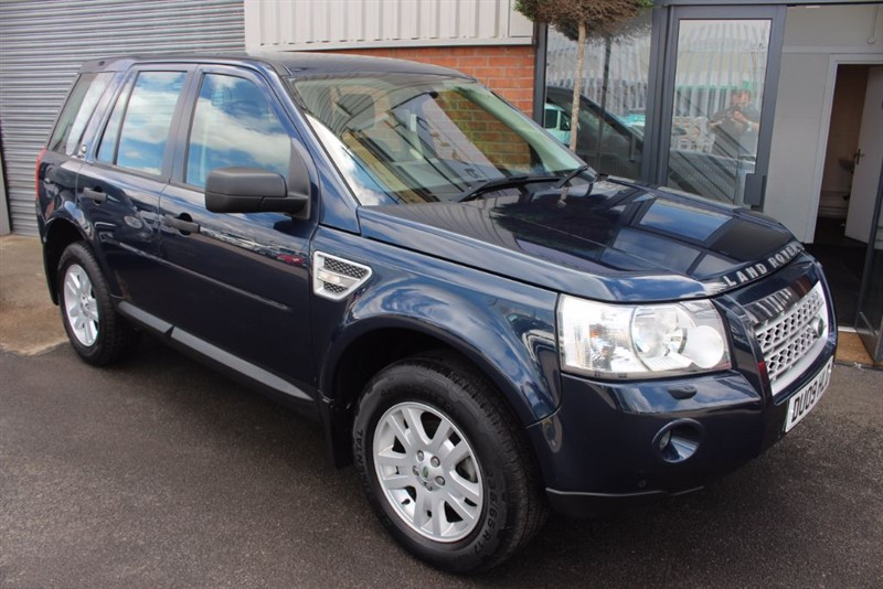 used Land Rover Freelander TD4 SE in warrington-cheshire