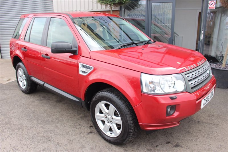used Land Rover Freelander TD4 GS in warrington-cheshire