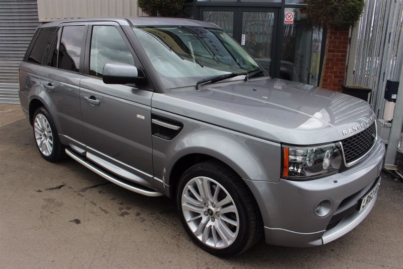 used Land Rover Range Rover Sport SDV6 HSE LUXURY-AUTOBIOGRAPHY BODYKIT in warrington-cheshire
