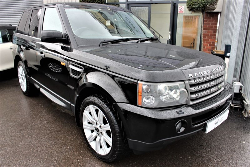 used Land Rover Range Rover Sport TDV6 HSE in warrington-cheshire