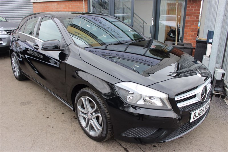 used Mercedes A180 CDI BLUEEFFICIENCY SPORT-1 OWNER-BLUETOOTH in warrington-cheshire
