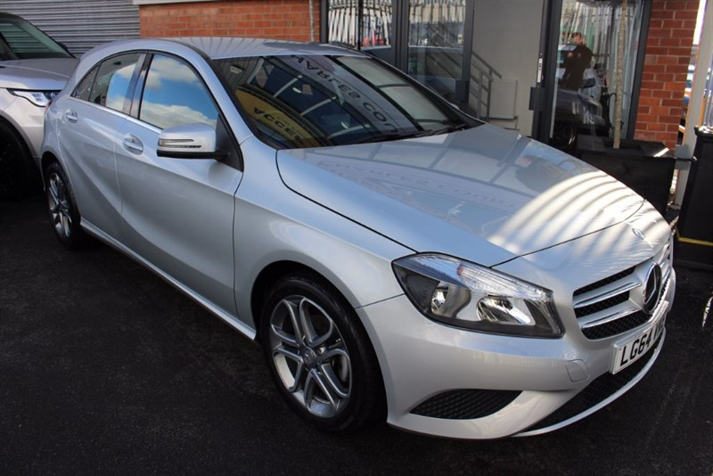 used Mercedes A180 CDI BLUEEFFICIENCY SPORT-1 OWNER FROM NEW-BLUETOOTH-CRUISE CONTROL in warrington-cheshire