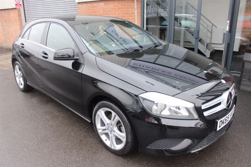 used Mercedes A180 CDI SPORT EDITION-FULL LEATHER & REVERSE CAMERA in warrington-cheshire