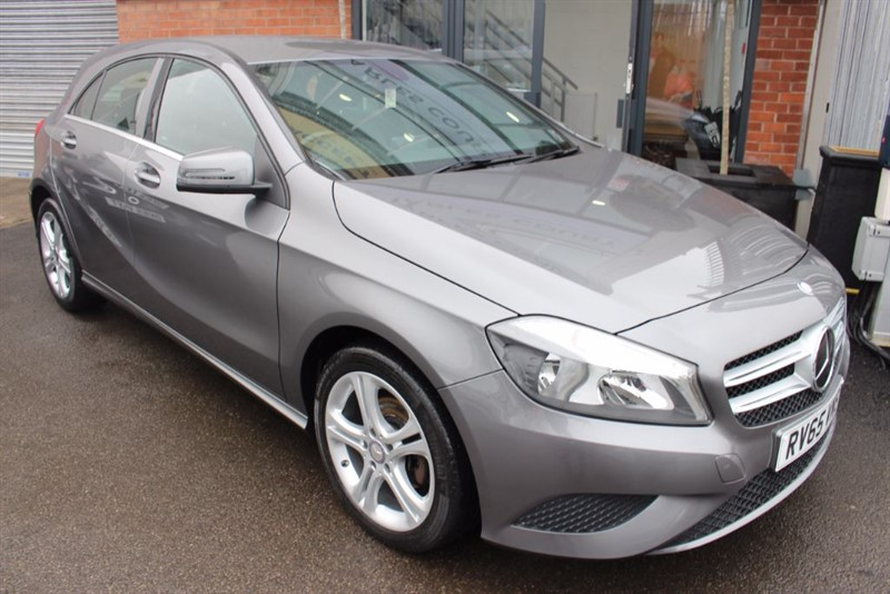 used Mercedes A180 CDI SPORT EDITION-REVERSE CAMERA-1 OWNER FROM NEW-CRUISE CONTROL in warrington-cheshire