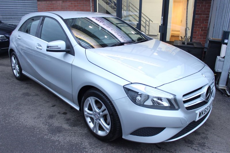 used Mercedes A180 CDI SPORT EDITION-REVERSE CAMERA in warrington-cheshire