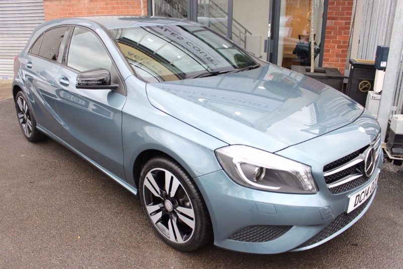 used Mercedes A180 CDI BLUEEFFICIENCY SPORT-NIGHT PACK in warrington-cheshire