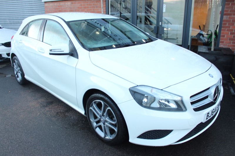 used Mercedes A180 CDI BLUEEFFICIENCY SPORT in warrington-cheshire