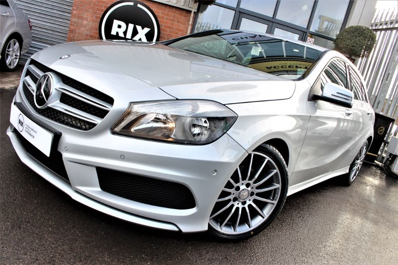 used Mercedes A180 CDI BLUEEFFICIENCY AMG SPORT in warrington-cheshire