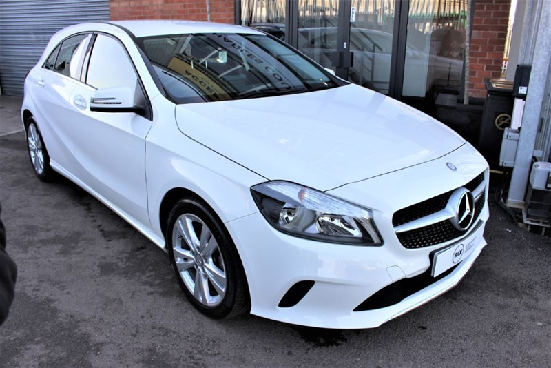 used Mercedes A180 D SPORT in warrington-cheshire