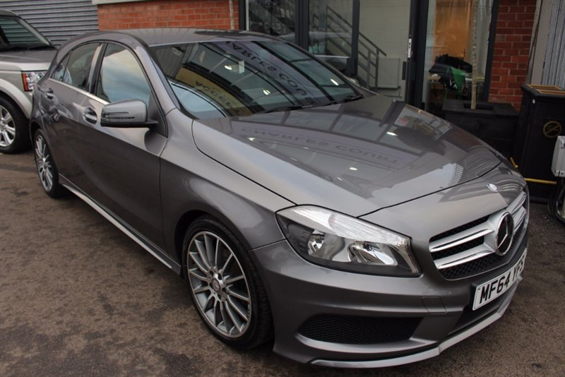 used Mercedes A200 CDI AMG SPORT-1 OWNER FROM NEW-CRUISE CONTROL-BLUETOOTH in warrington-cheshire