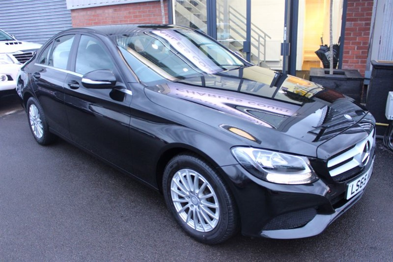 used Mercedes C220 BLUETEC SE-1 OWNER-CRUISE CONTROL-NAV READY in warrington-cheshire