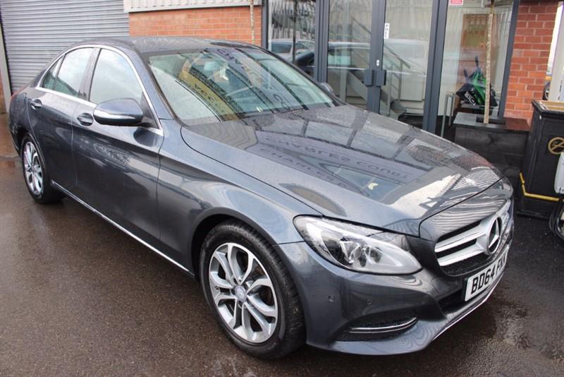 used Mercedes C220 BLUETEC SPORT-REVERSE CAMERA in warrington-cheshire