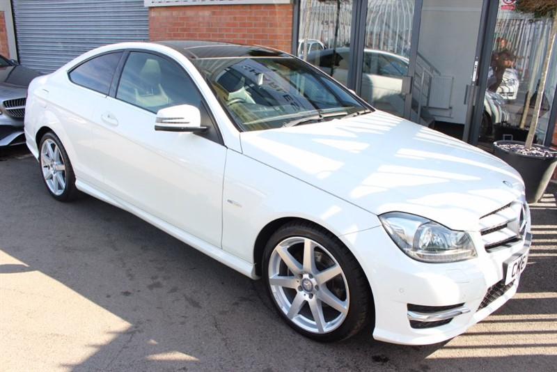 used Mercedes C250 CDI BLUEEFFICIENCY AMG SPORT ED125 in warrington-cheshire