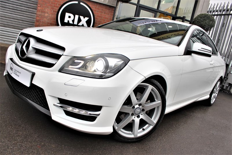 used Mercedes C250 CDI AMG SPORT EDITION in warrington-cheshire
