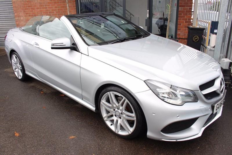 "used Mercedes E250 CDI AMG SPORT-19""ALLOYS-AIR SCARF in warrington-cheshire"