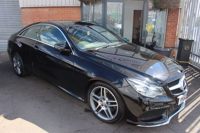 used Mercedes E250 CDI AMG SPORT-SAT NAV in warrington-cheshire