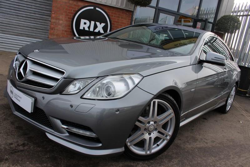 used Mercedes E250 CDI BLUEEFFICIENCY S/S SPORT in warrington-cheshire