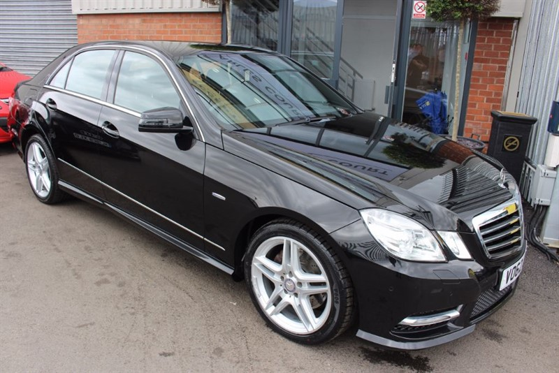used Mercedes E250 CDI BLUEEFFICIENCY SPORT-HEATED LEATHER-CRUISE CONTROL in warrington-cheshire