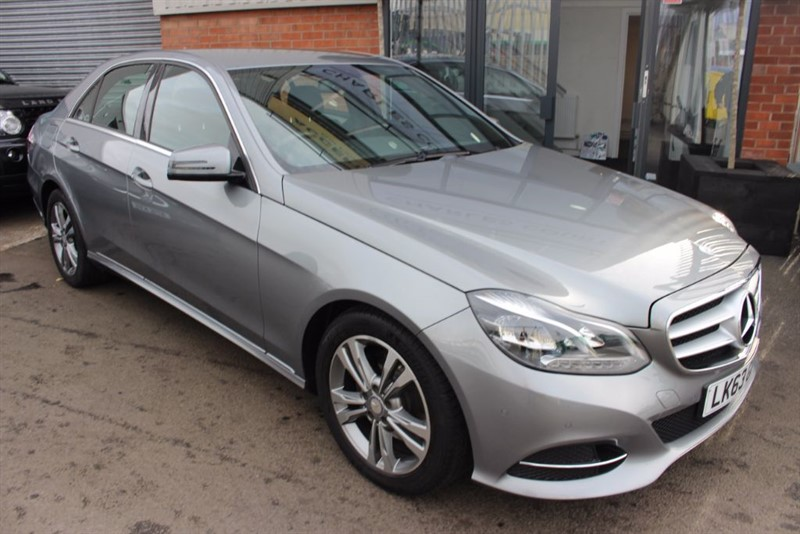 used Mercedes E250 CDI SE-SAT NAV-HEATED SEATS-CRUISE CONTROL in warrington-cheshire