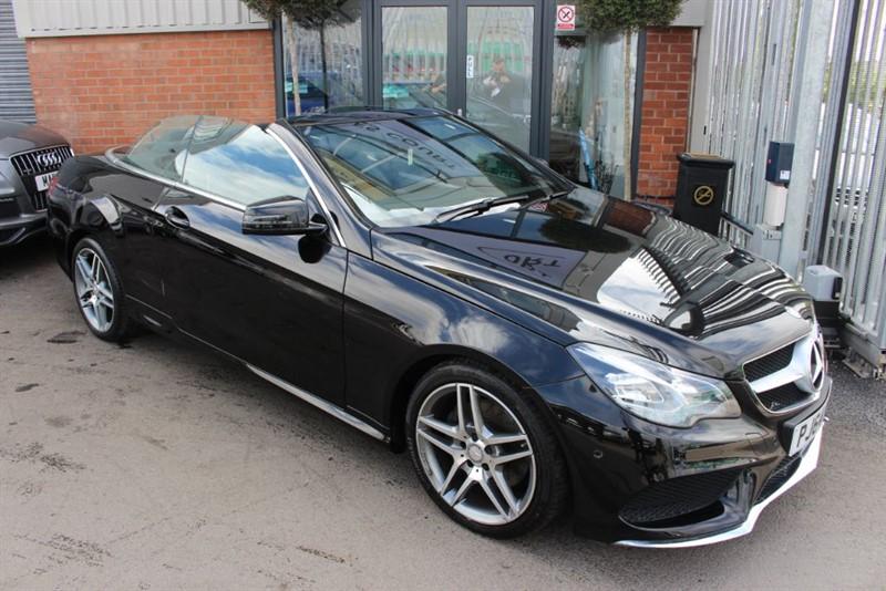 used Mercedes E350 BLUETEC AMG LINE. in warrington-cheshire
