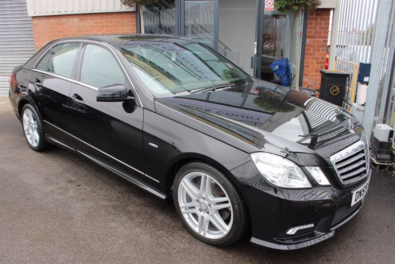 used Mercedes E350 CDI BLUEEFFICIENCY SPORT-BLUETOOTH-CRUISE CONTROL in warrington-cheshire