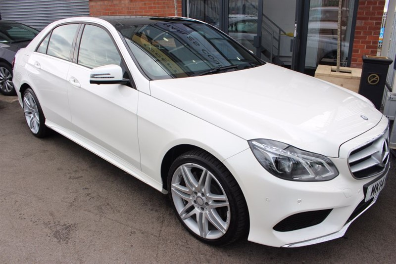 "used Mercedes E350 BLUETEC AMG SPORT-19""ALLOYS-PAN ROOF in warrington-cheshire"