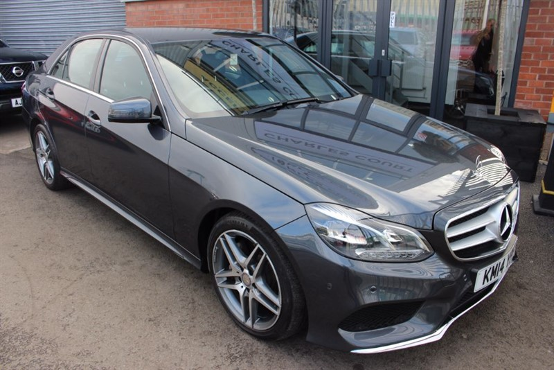 used Mercedes E350 BLUETEC AMG SPORT-REVERSE CAMERA-HEATED LEATHER-CRUISE CONTROL in warrington-cheshire