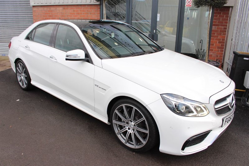 used Mercedes E63 AMG  in warrington-cheshire