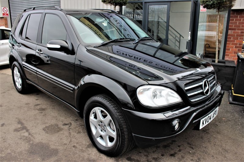 used Mercedes ML500 RARE CAR-7 SEATER-EXCELLENT EXAMPLE in warrington-cheshire