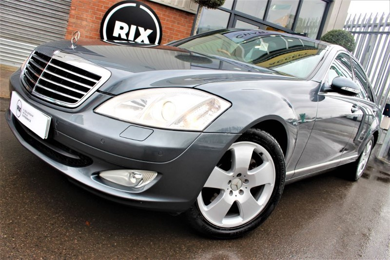 used Mercedes S320 CDI in warrington-cheshire