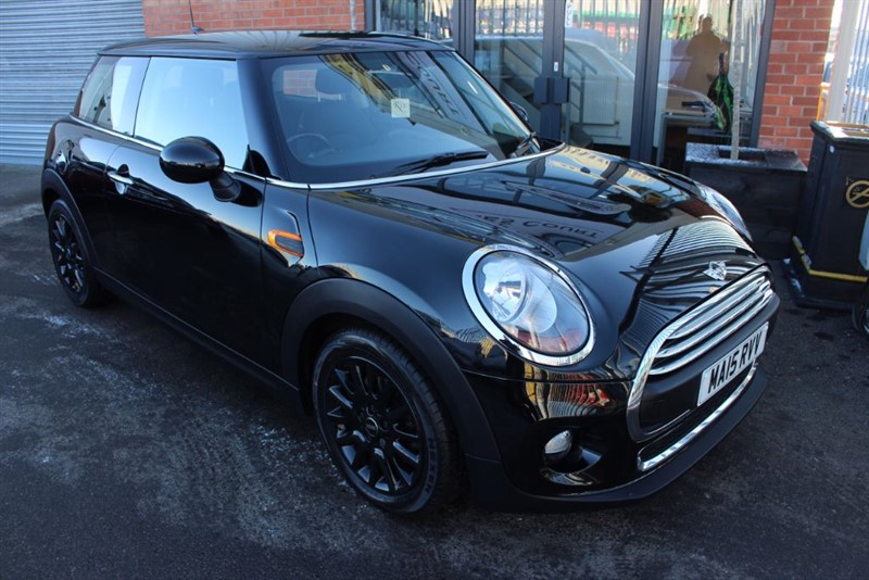 used MINI One PEPPER PACK-BLUETOOTH-CLIMATE CONTROL in warrington-cheshire