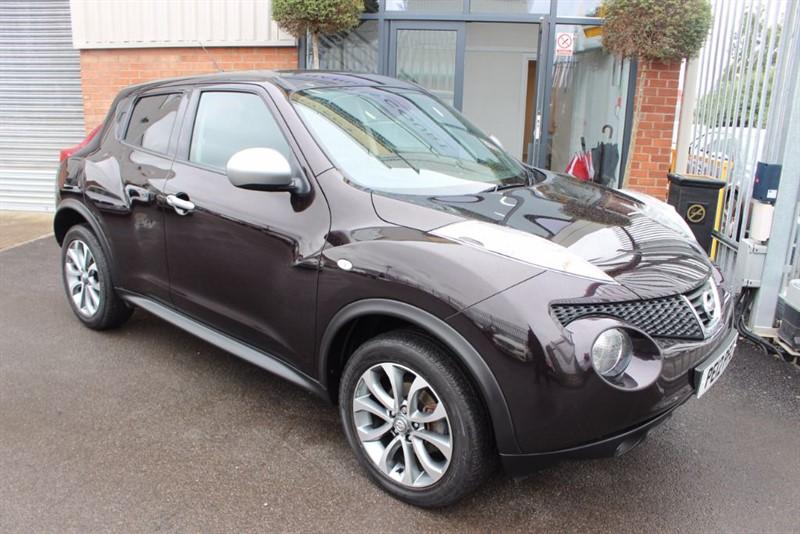 used Nissan Juke SHIRO DCI in warrington-cheshire