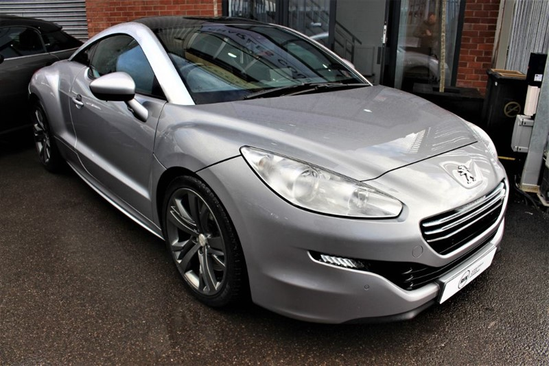 used Peugeot RCZ HDI GT in warrington-cheshire