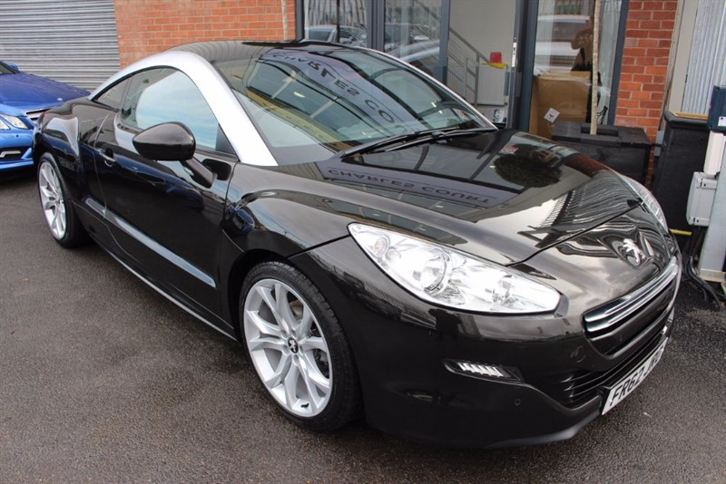 used Peugeot RCZ THP GT in warrington-cheshire