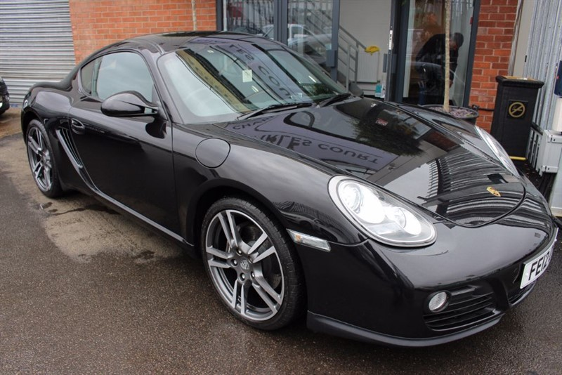 used Porsche Cayman 2.9 PDK-PORSCHE WARRANTY 2018-FULL PORSCHE HISTORY in warrington-cheshire