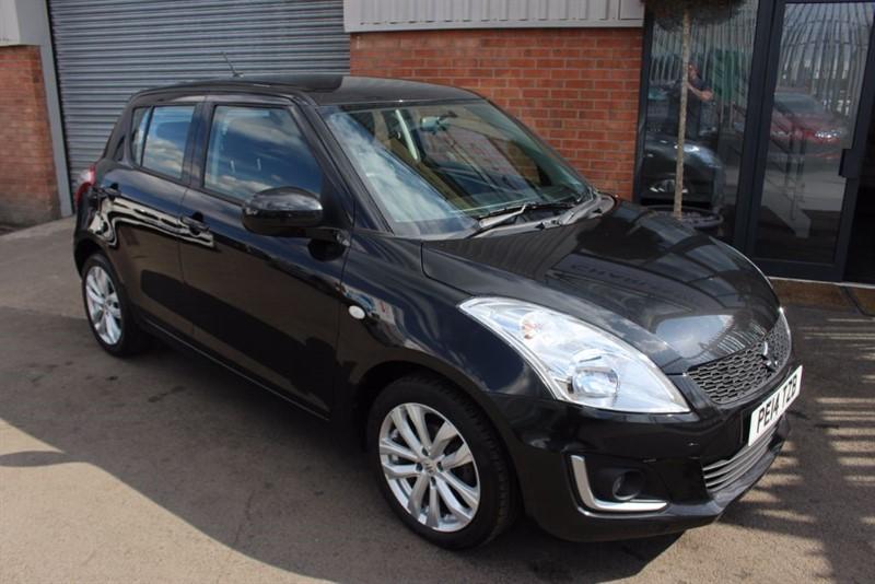 used Suzuki Swift SZ3-£30 ROAD TAX-BLUETOOTH in warrington-cheshire