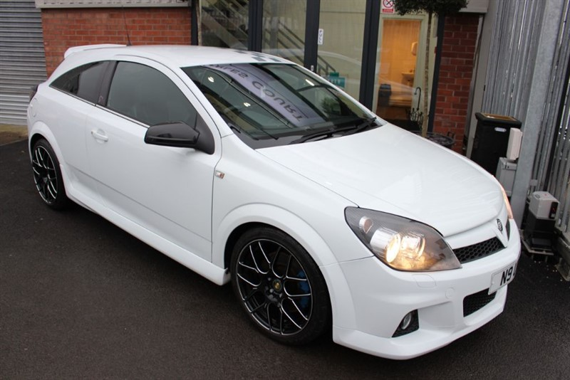 used Vauxhall Astra VXR NURBURGRING EDITION in warrington-cheshire