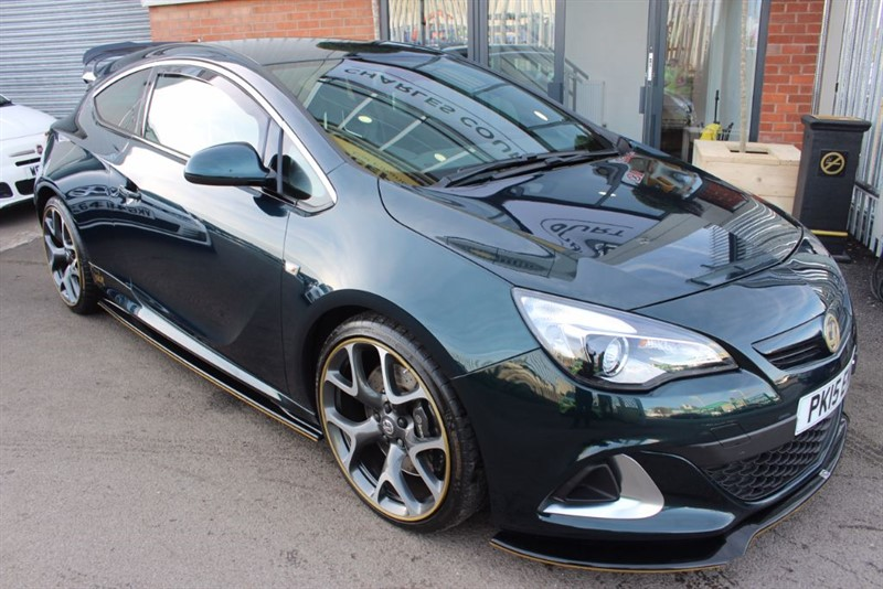 used Vauxhall Astra VXR in warrington-cheshire