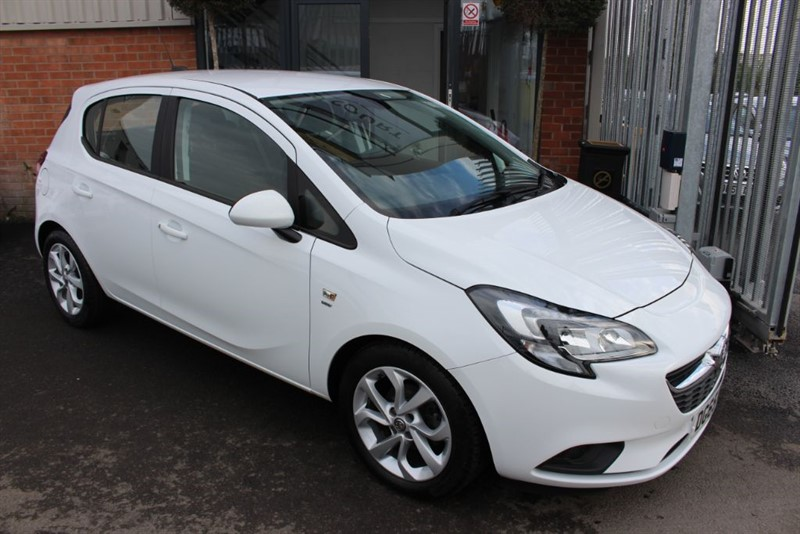 used Vauxhall Corsa ENERGY AC ECOFLEX in warrington-cheshire