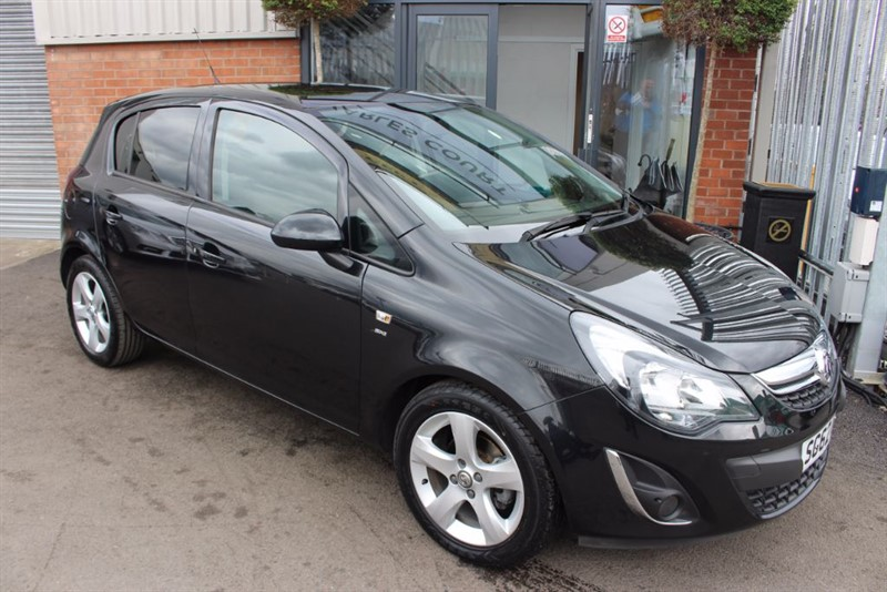 used Vauxhall Corsa SXI-NATIONWIDE DELIVERY-AIR CON-CLOTH INTERIOR in warrington-cheshire