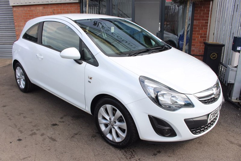 used Vauxhall Corsa EXCITE AC in warrington-cheshire