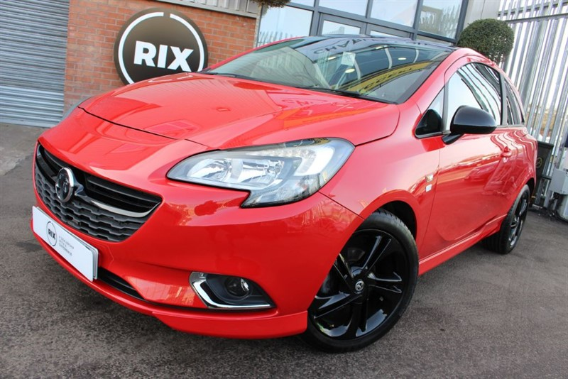 used Vauxhall Corsa LIMITED EDITION in warrington-cheshire